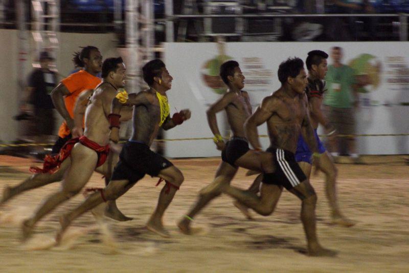 BRAZIL-PALMAS-SPORTS-INDIGENOUS GAMES