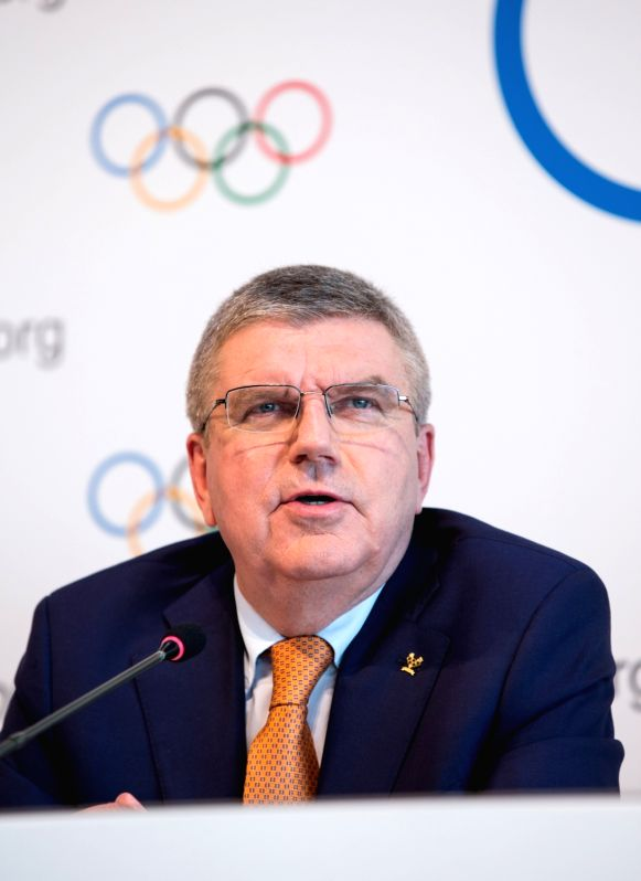 International Olympic Committee (IOC) President Thomas Bach. (File Photo: IANS)