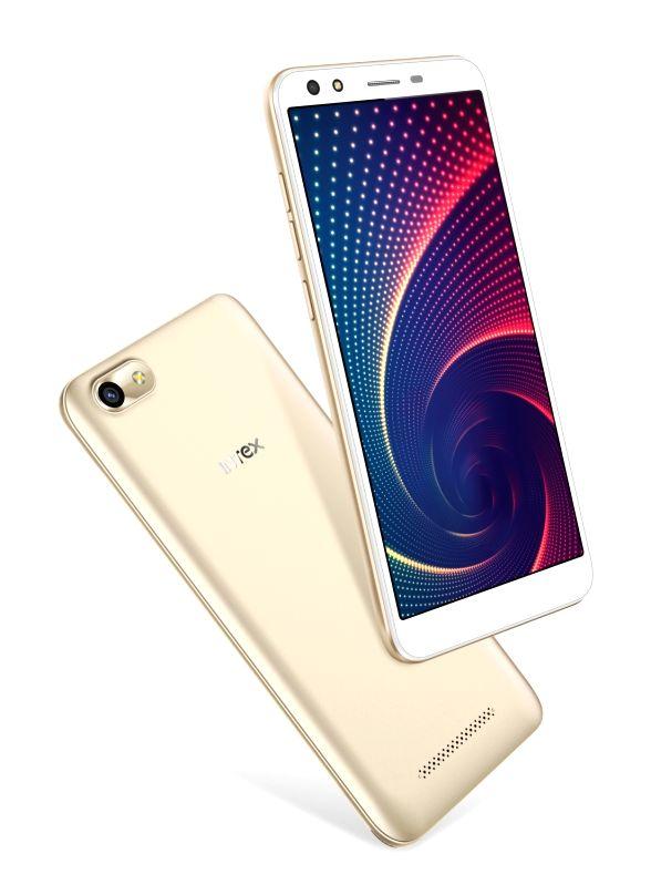Intex INFIE 33 smartphone.