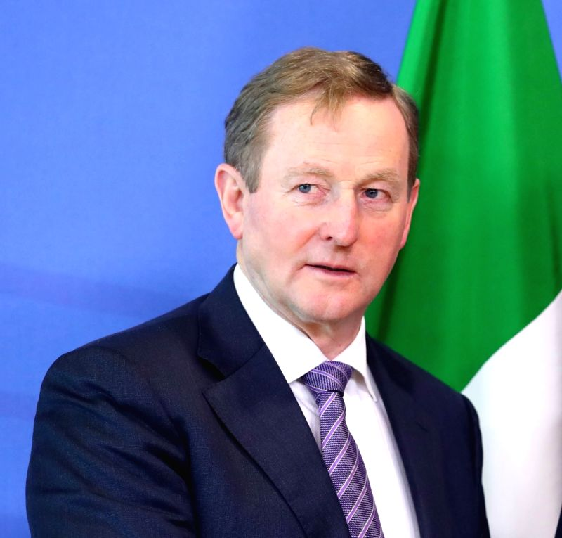 Ireland Prime Minister Enda Kenny. (File Photo: IANS) - Enda Kenny