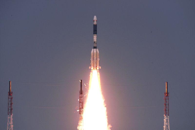 ISRO's GSLV.