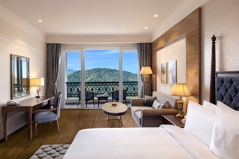 ITC HOTELS LAUNCH WELCOMHOTEL TAVLEEN CHAIL