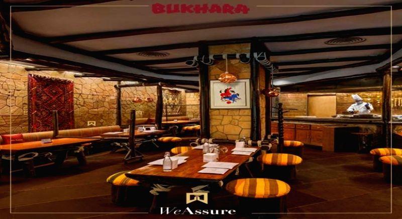 ITC Maurya welcomes patrons at its restaurants.(photo:IANSLIFE)