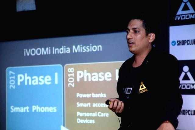 Ivoomi CEO Ashwin Bhandari. (File Photo: IANS)
