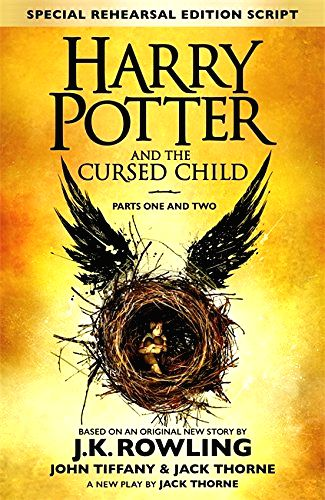 J.K. Rowling\'s new Harry Potter story which has earned both bouquets and brickbats due to its unconventional play format