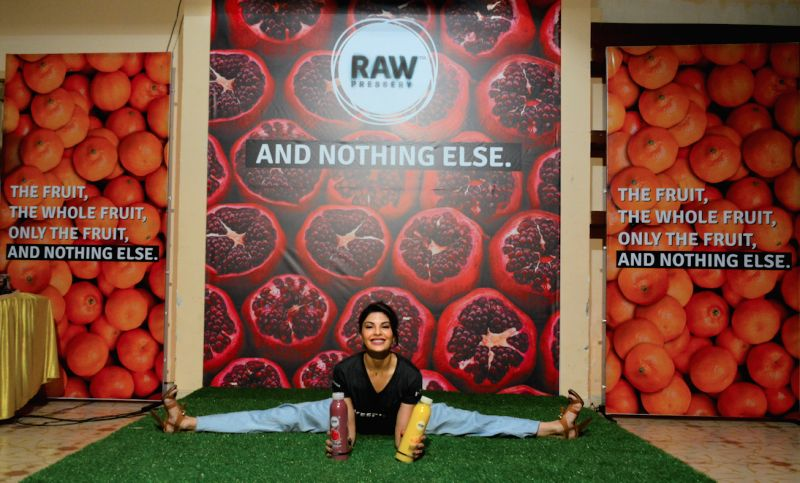 Jacqueline Fernandez, Green Warrior, RAW Pressery
