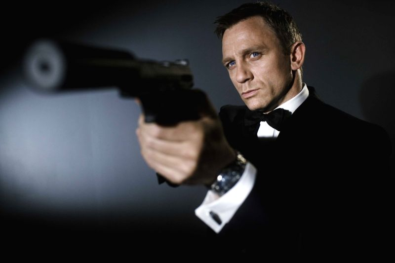James Bond a continuing Byronic Hero in his latest depiction by Daniel Craig?