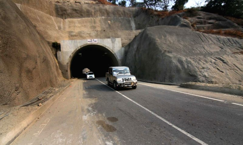 All the four tunnels on Srinagar-Jammu highway between Jammu and Udhampur were thrown open for vehicular traffic, on Jan 3, 2015. The tunnels compounded with a series of new bridges has ...