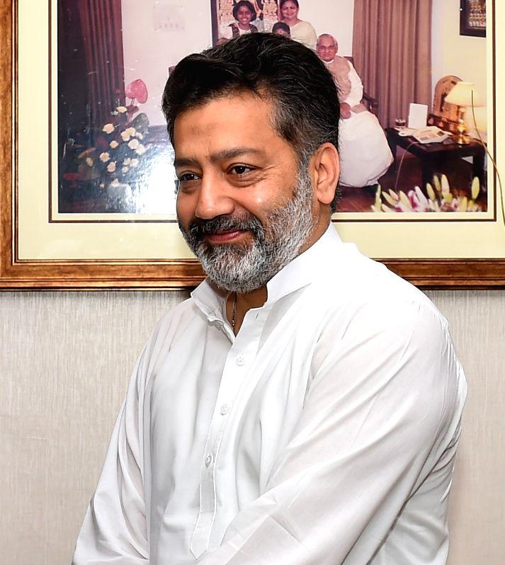 Jammu and Kashmir's sports minister Imran Raza Ansari. (File Photo: IANS) - Imran Raza Ansari