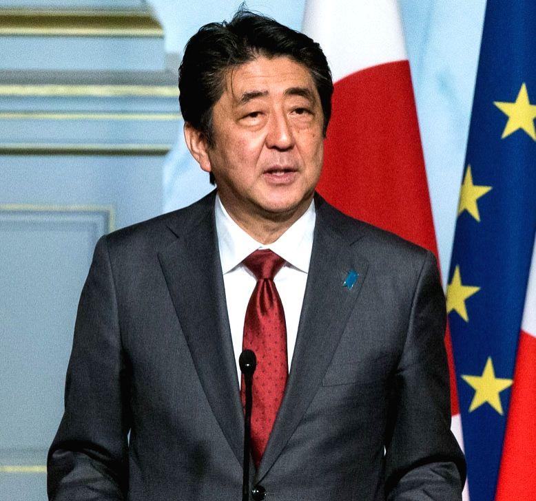 Japan Prime Minister Shinzo Abe. (File Photo: IANS) - Shinzo Abe