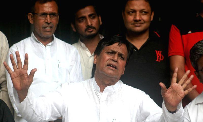 JD(U) suspends Rajya Sabha member Ali Anwar Ansari from parliamentary party