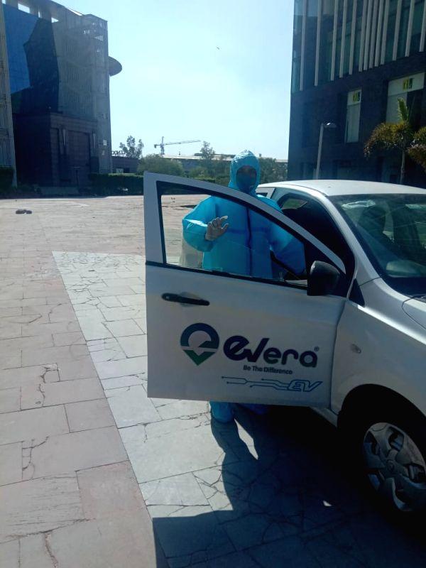 'Jeevan Seva App', a savior for Covid patients in Delhi.