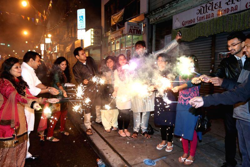 Diwali firecrackers in nj