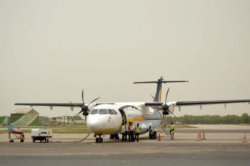 Jet Airways. (File Photo: IANS)
