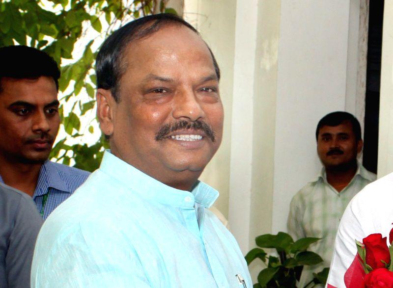 Jharkhand Chief Minister Raghubar Das. (Image Source: IANS)