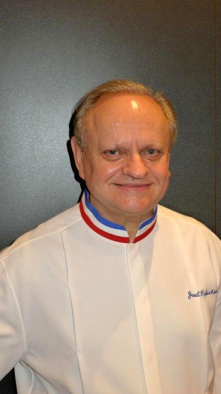 Joel Robuchon.