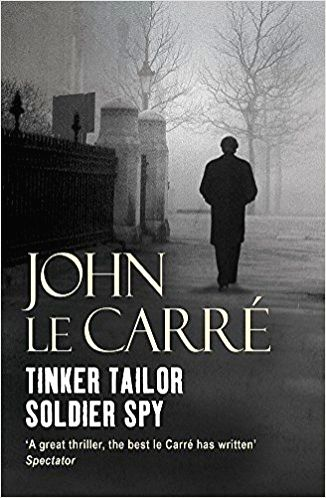 John Le Carre's espionage classic, starring his uncharismatic spy George Smiley