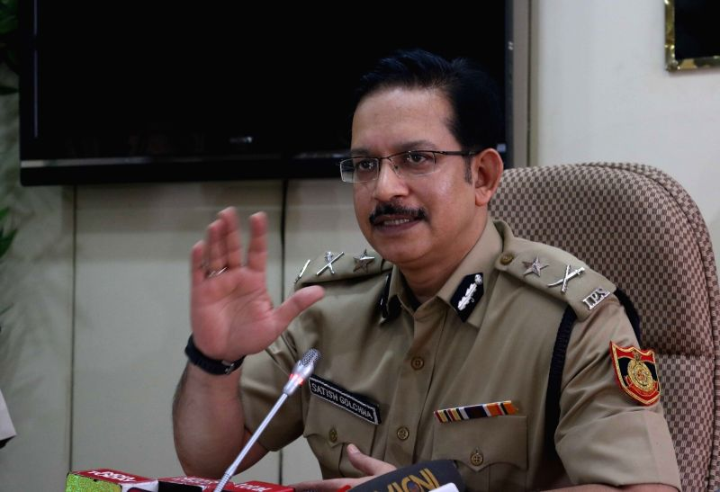 Joint Commissioner of Police (Eastern range) Satish Golcha. (File Photo: IANS)