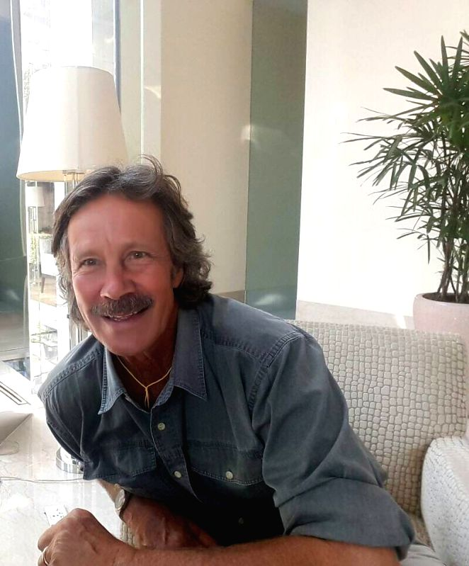 Jonathan Scott, author of the book - Big Cat Man