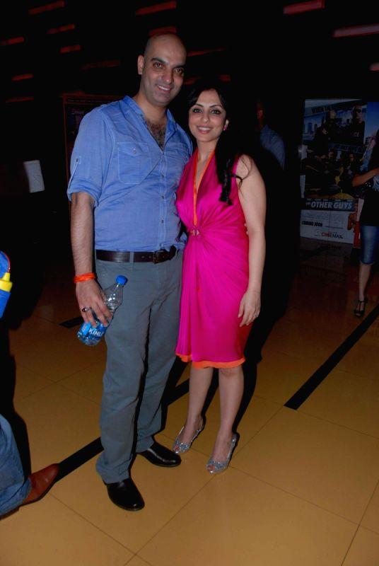 Jootha Hi Sahi special screening at Cinemax.