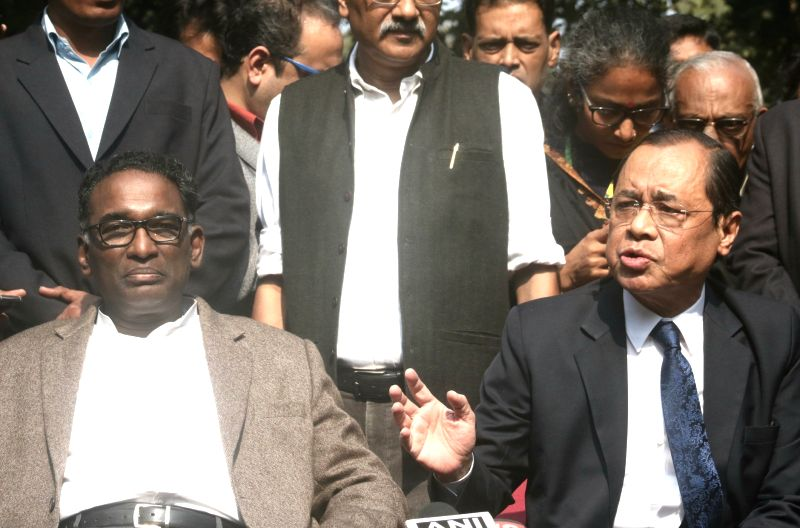 CJI Dipak Misra to hold press conference after top SC judges' allegations