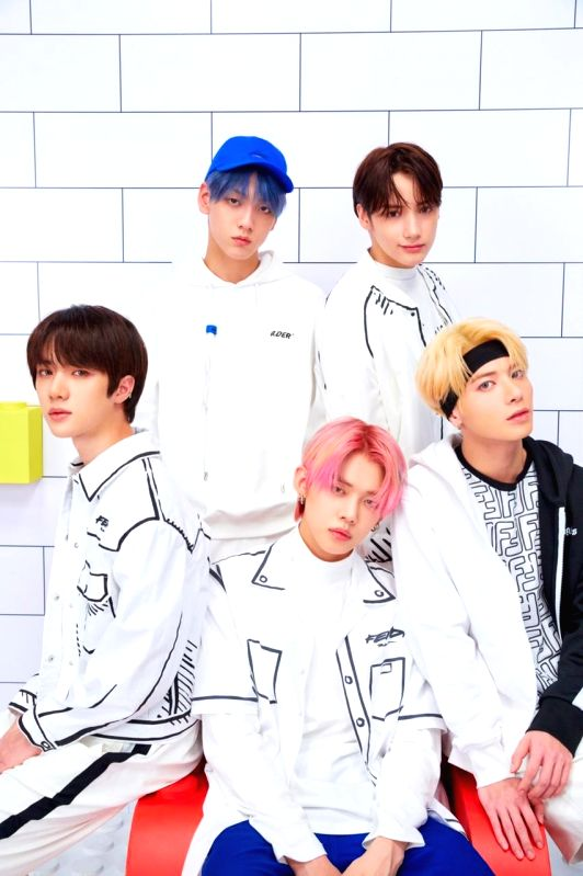 K-pop band TXT: Our music embodies our stories as young people.
