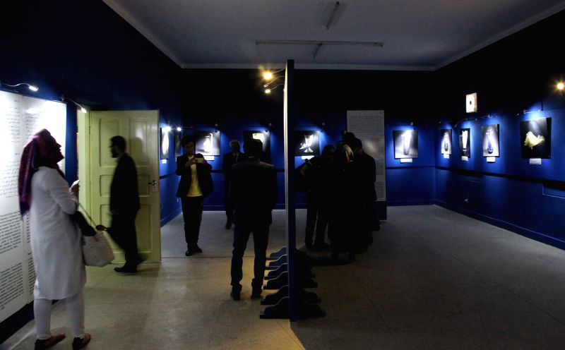 "KABUL, May 23 People visit National Museum in Kabul, capital of Afghanistan, May 22, 2017. ""The situation of the National Museum improved markedly compared to the past as it has been ..."
