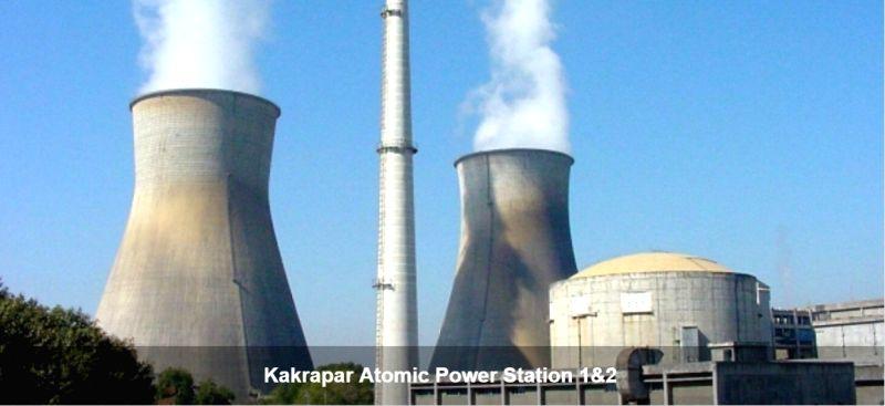 Kakrapar Atomic Power Station.