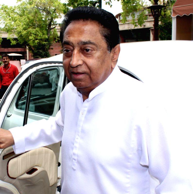 Kamal Nath. (File Photo: IANS)