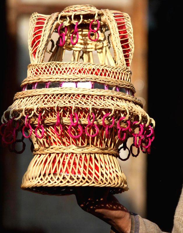 Kangri traditional Kashmiri fire-pot