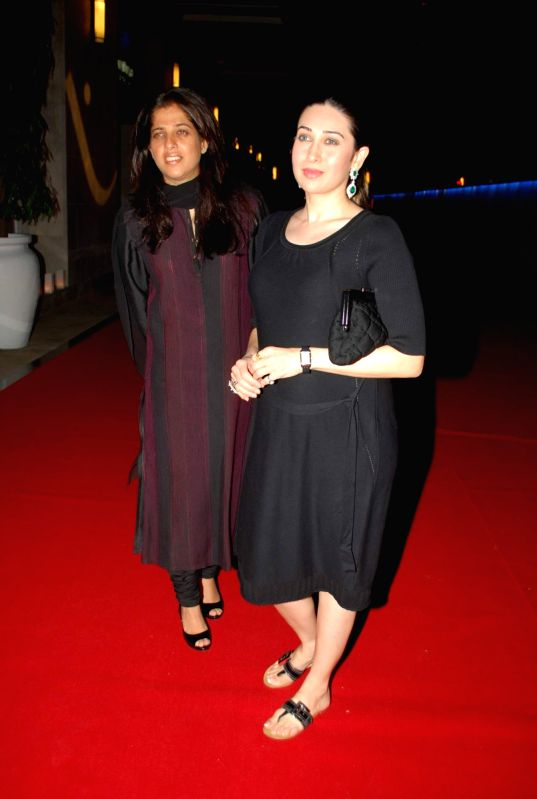 karishma kapoor at lalit intercontinental anniversary.