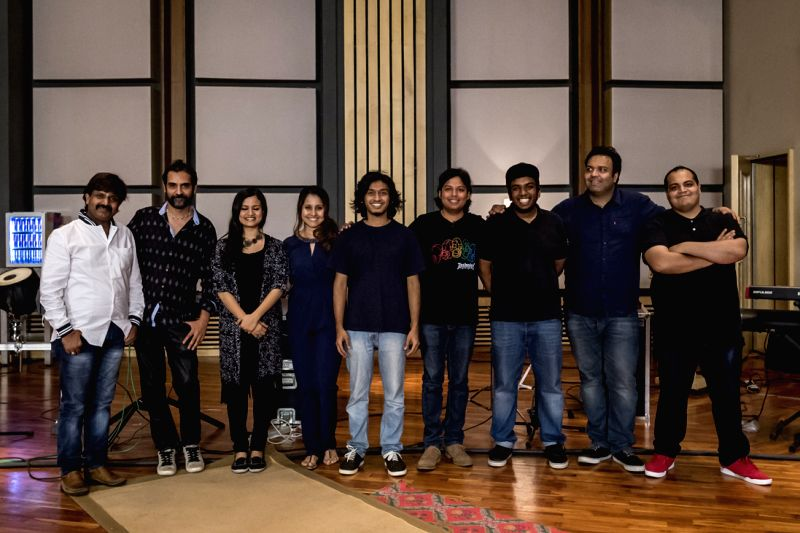 Karsh Kale Collective at Studio Science