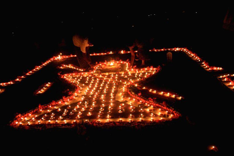 Kartik Purnima celebrations in Varanasi on Nov 25, 2015.
