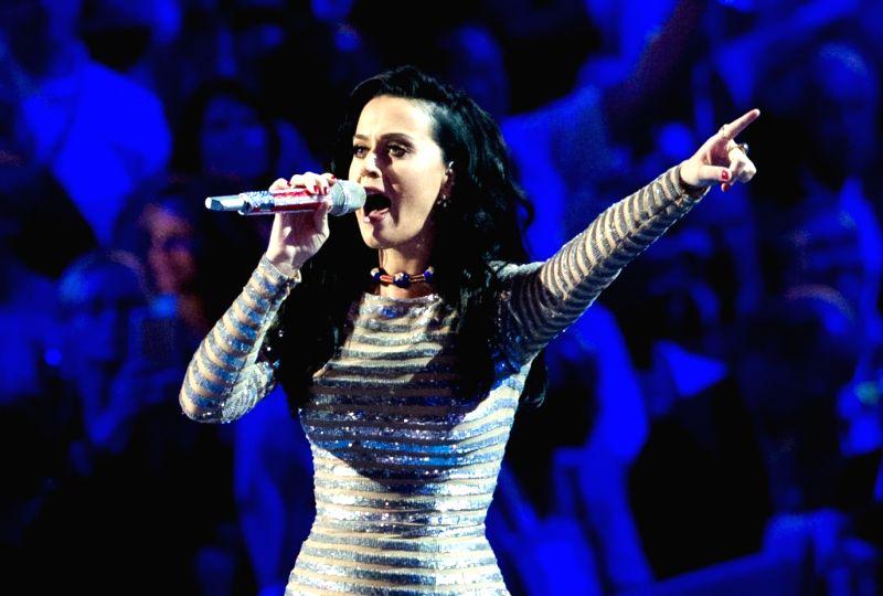 Katy Perry. (File Photo: IANS)