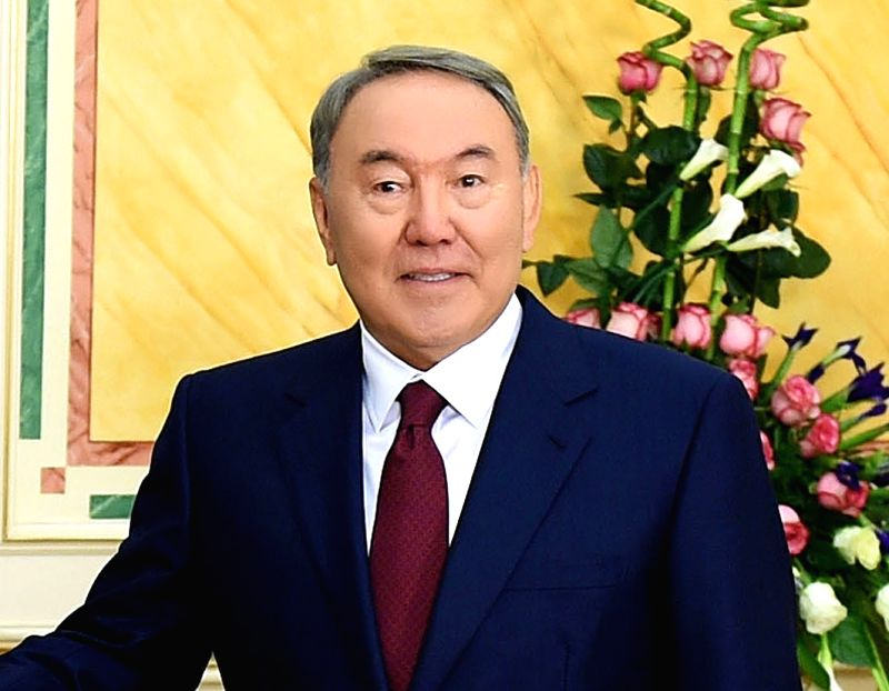 Kazakhstan President Nursultan Nazarbayev. (File Photo: IANS)
