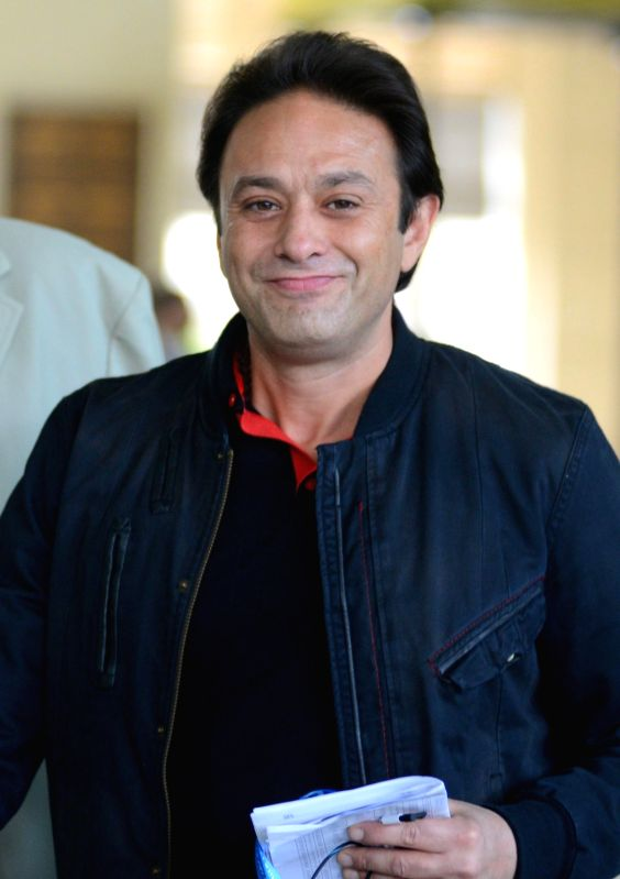 Kings XI Punjab co-owner Ness Wadia arrives to attend Indian Premier League (IPL) Players' Auction in Bengaluru on Jan 28, 2018. - Ness Wadia