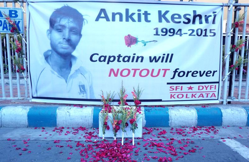 A tribute to former Bengal Under-19 captain Ankit Kesri who succumbed to a head injury on 20th April, 2015. He had sustained a head injury in an on-field collision during a local game three ...