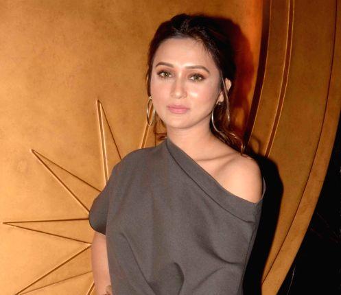 Actress Mimi Chakraborty (Image Source: IANS News)