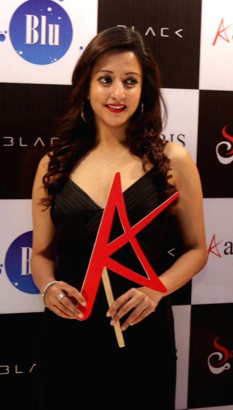 :Kolkata: Actress Raima Sen during a programme in Kolkata on Nov. 4, 2015. (Photo: IANS).