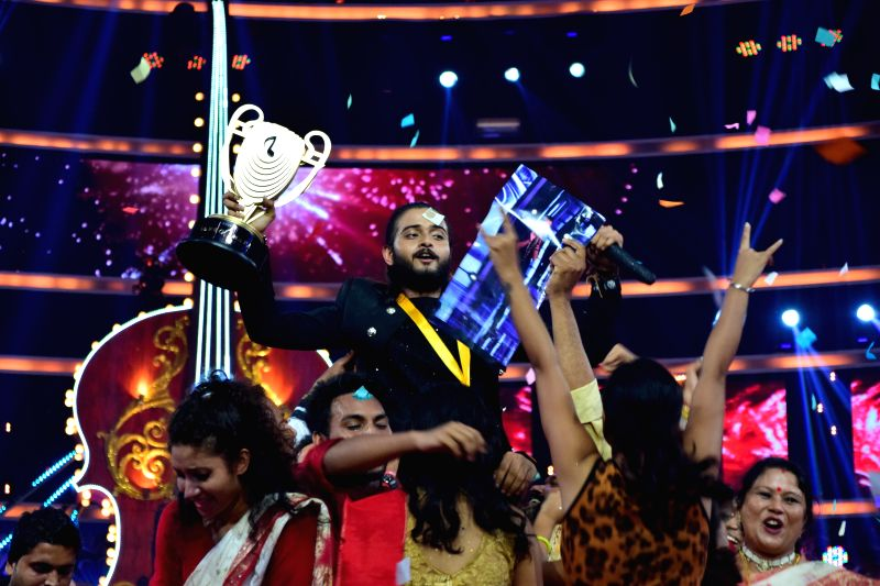 "Kolkata boy Kushal Paul, 17, won ""Sa Re Ga Ma Pa\"" on Sunday night."
