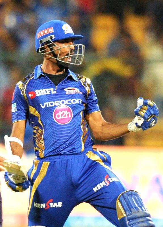 IPL 2017 - Qualifier 2 - Mumbai Indians Vs Kolkata Knight Riders