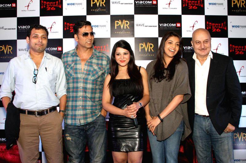 Next movie of akshay kumar after special 26 / Ananda mazhai