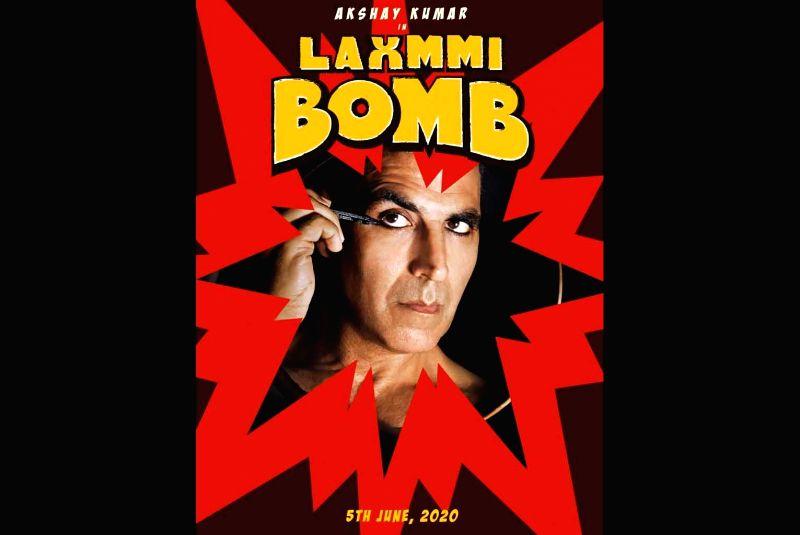 Laaxmi Bomb. (Photo: Twitter/@akshaykumar)