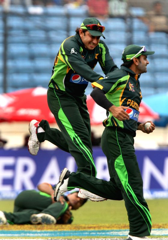 Lahore, April 14 (IANS) Pakistan and England have had some of their best contests against each other on the cricket field and reminiscing one such incident, former Pakistan spinner Saeed Ajmal has spoken of an incident during a Test against England i