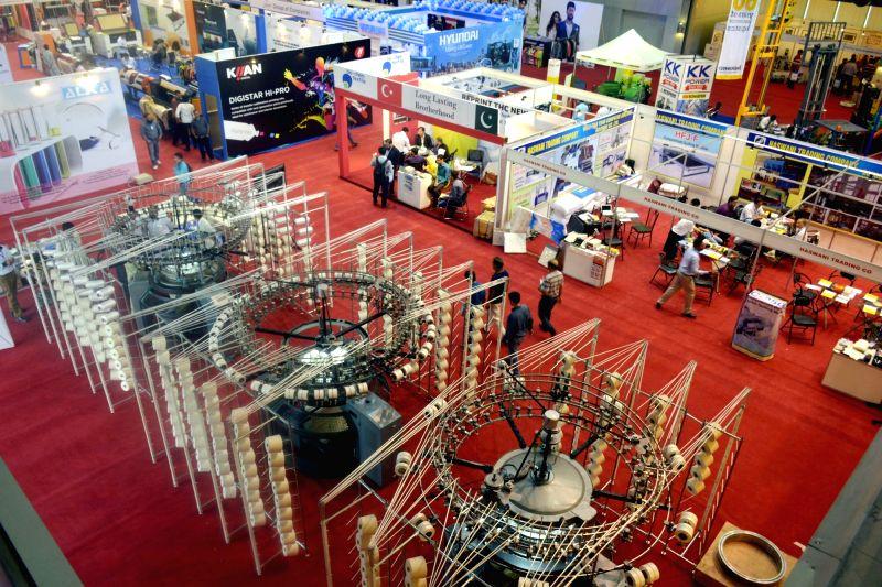 PAKISTAN-LAHORE-16TH TEXTILE ASIA-EXPO