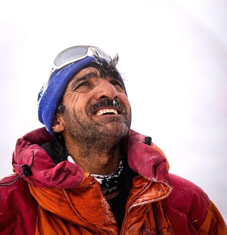 Late Ali Sadpara's body found on K2 by son Sajid Ali Sadpara