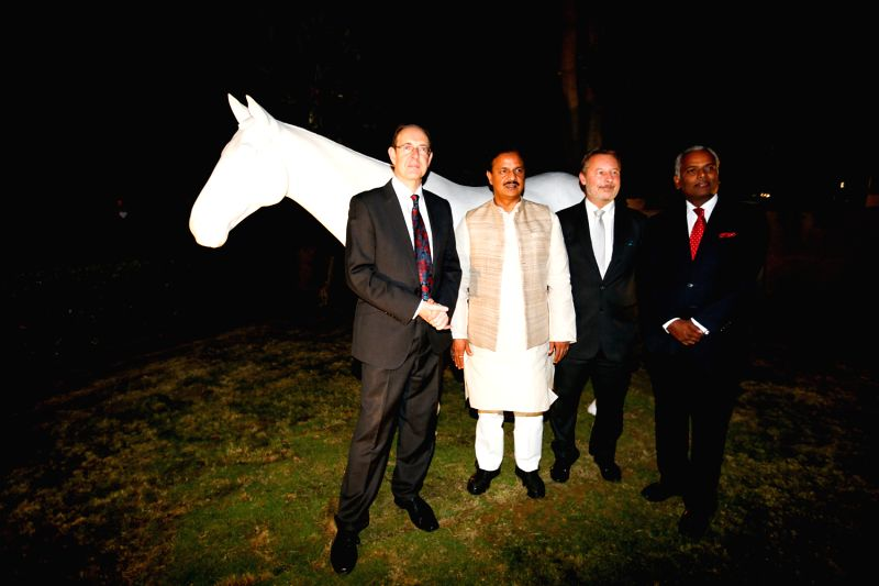 Launch of White Horse