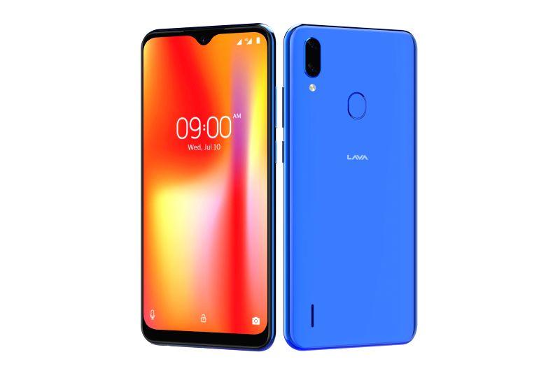 Lava Z93 smartphones.
