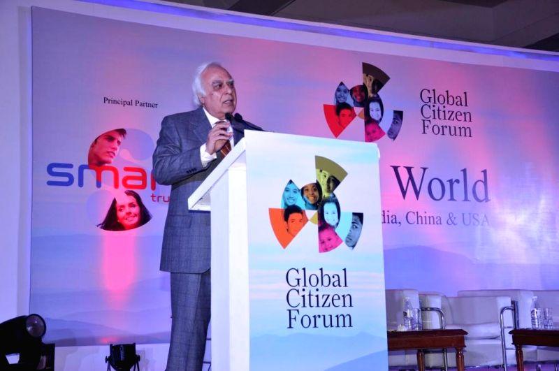 Global Conclave - Kapil Sibal