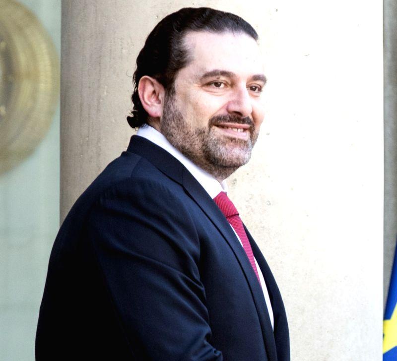 Lebanon Prime Minister Saad Hariri. (File Photo: IANS) - Saad Hariri